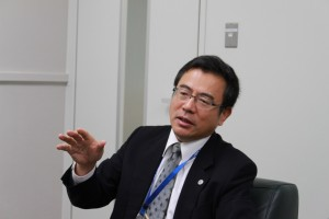 取締役総務部長 増田松司様