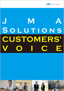 JMA SOLUTIONS CUSTOMERS' VOICE